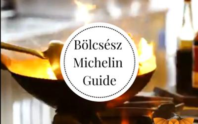 Bölcsész Michelin Guide