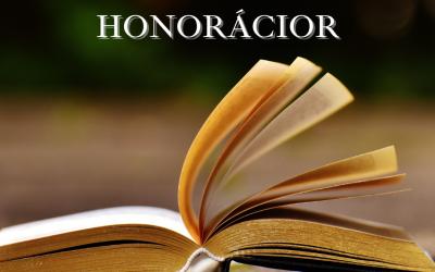 Pályázati kiírás Honorácior státusz elnyeréséhez – 2020–2021. ősz